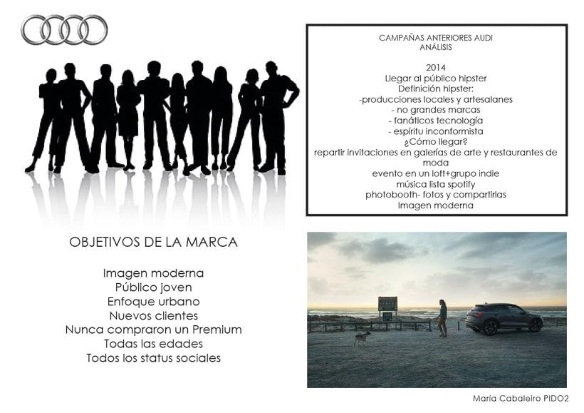Evento Audi: Presentación Audi Q2 (2º Curso Interiorismo Gráfico) 3