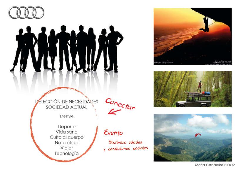 Evento Audi: Presentación Audi Q2 (2º Curso Interiorismo Gráfico) 5