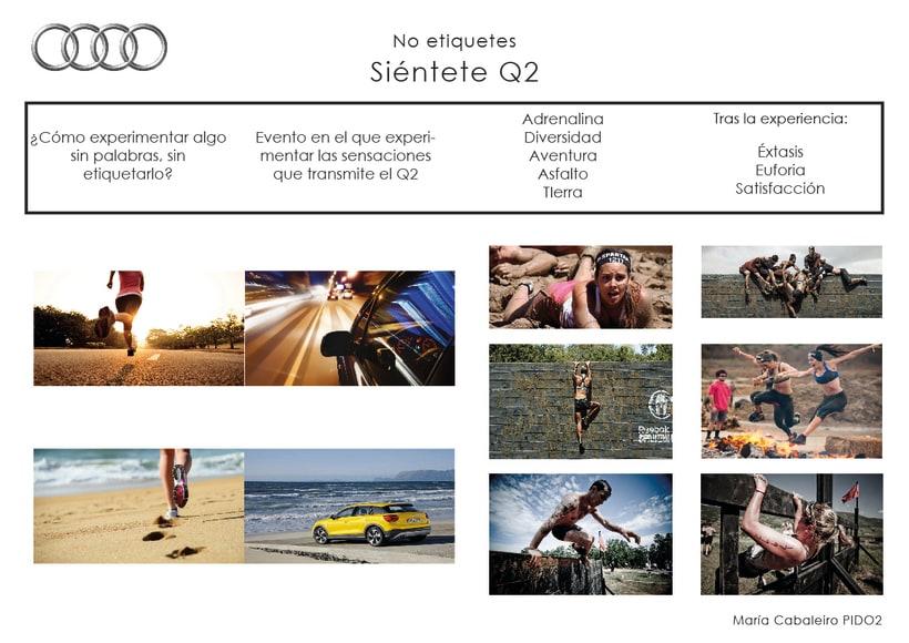 Evento Audi: Presentación Audi Q2 (2º Curso Interiorismo Gráfico) 6