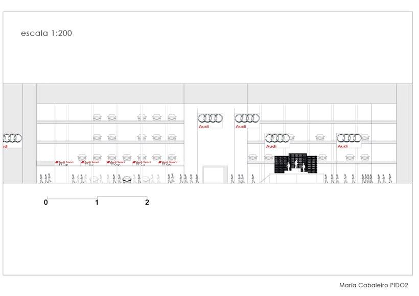Evento Audi: Presentación Audi Q2 (2º Curso Interiorismo Gráfico) 11