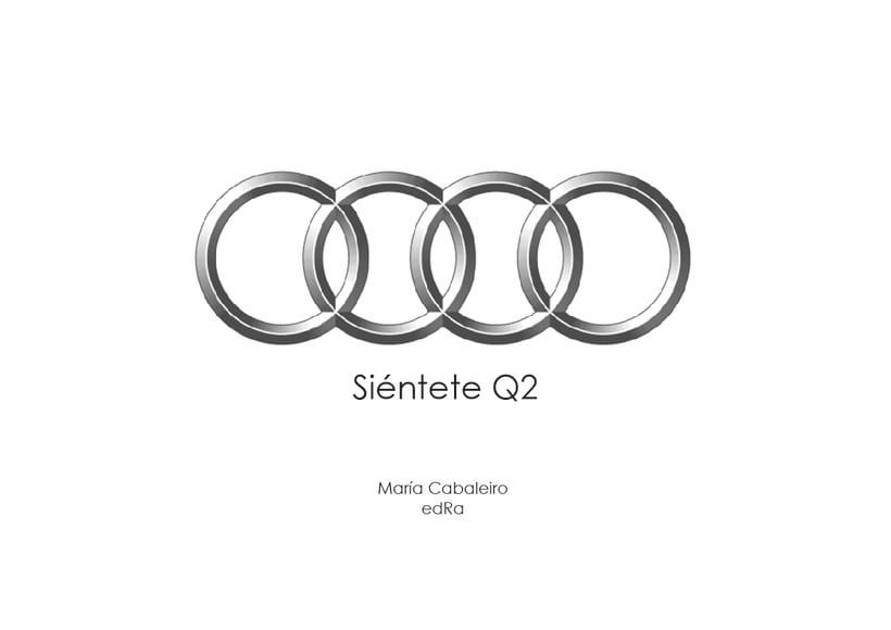 Evento Audi: Presentación Audi Q2 (2º Curso Interiorismo Gráfico) 12