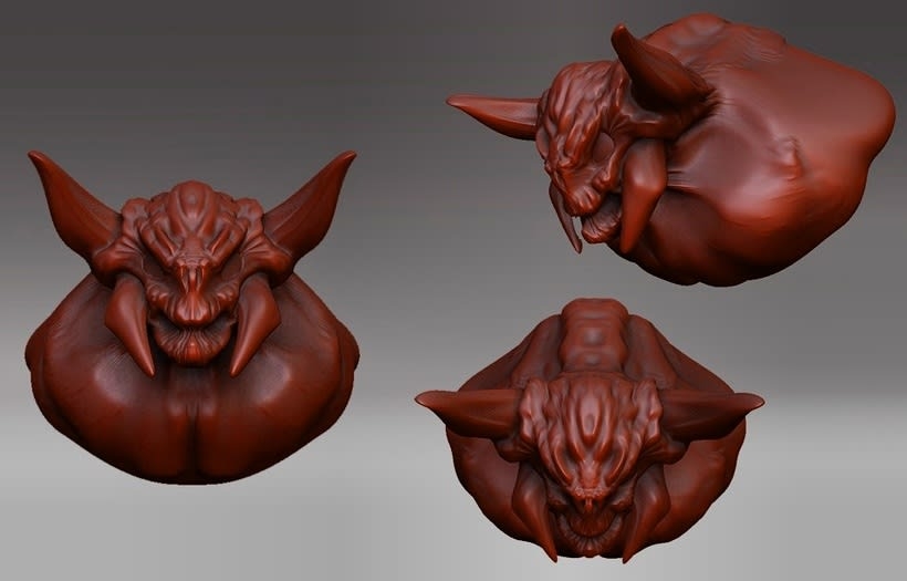 Opiniones,consejos?zBrush 1