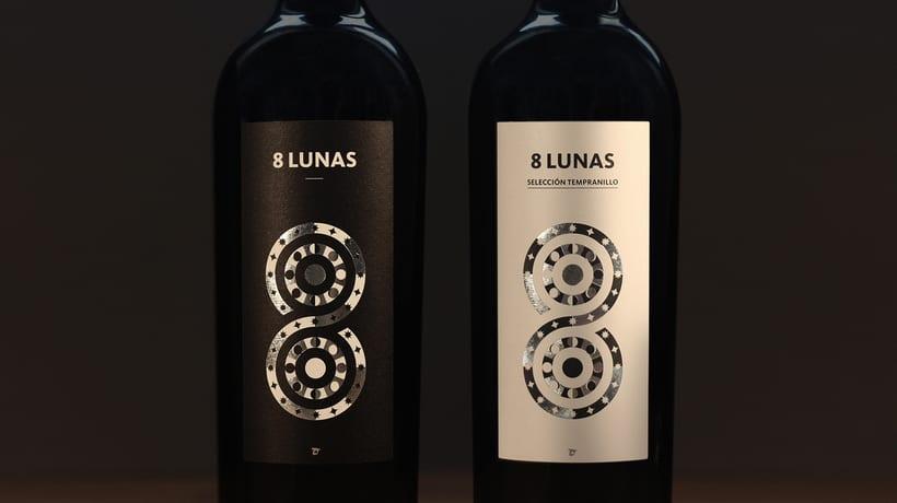 8 LUNAS 0
