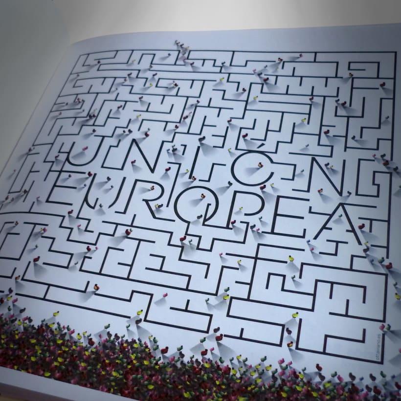 El laberinto de la Unión Europea 4