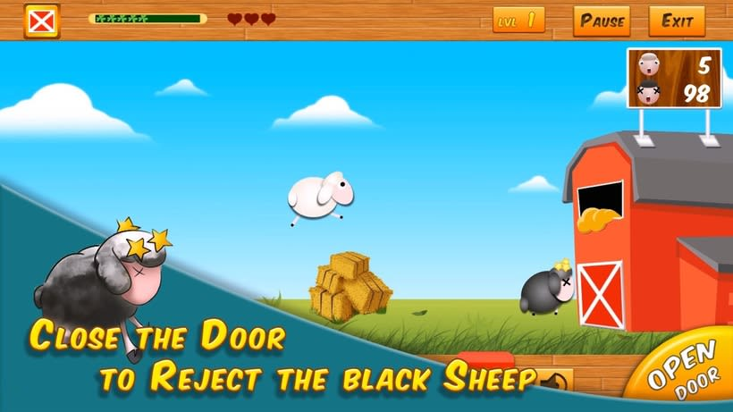 Great Crazy Sheep 2