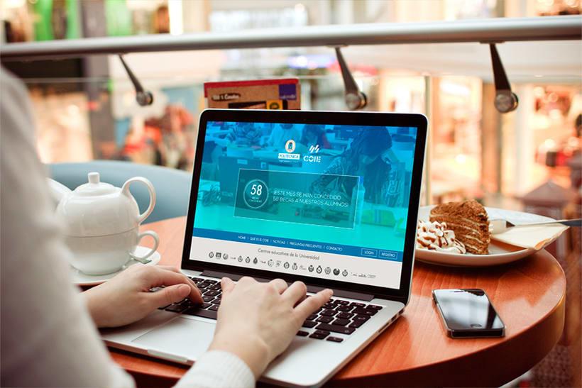 COIE UPM - Portal de prácticas 0