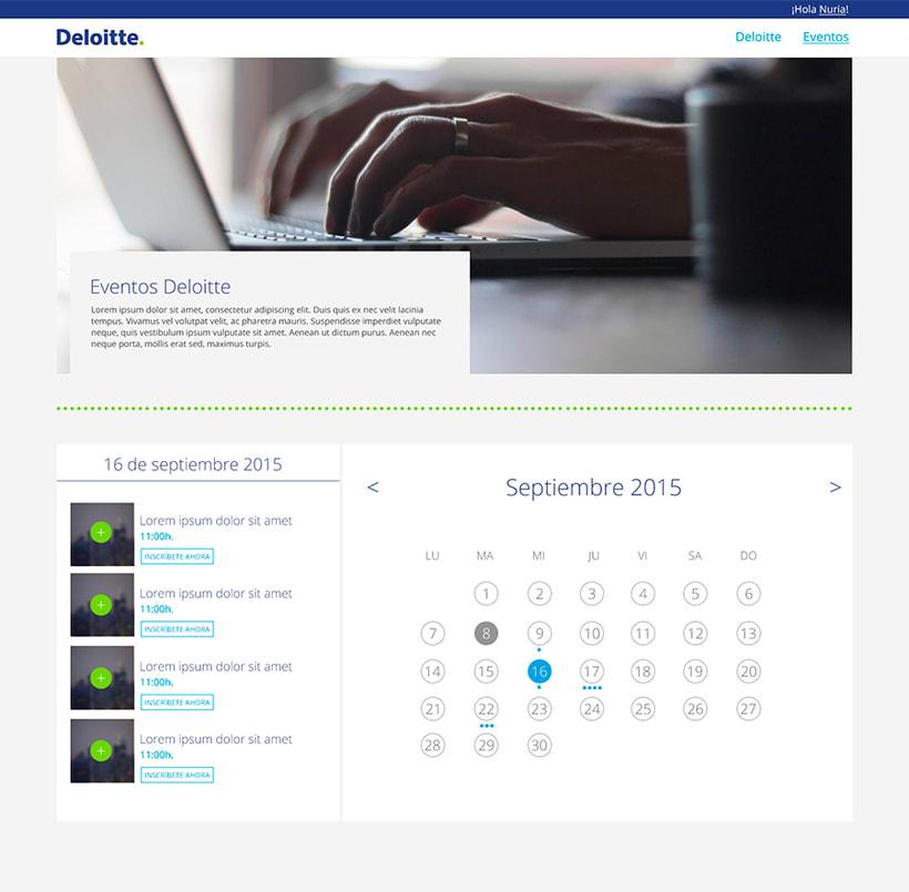 Deloitte - Eventos Deloitte 4