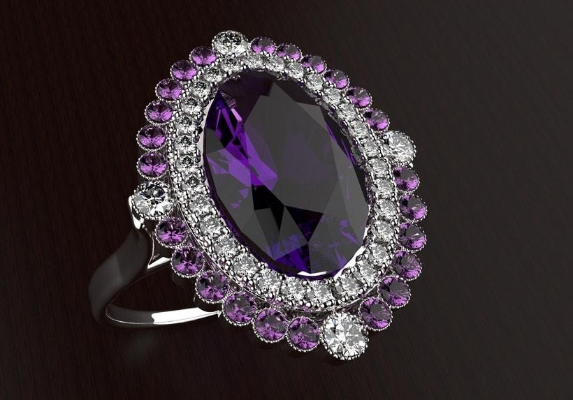 Antique ring -1