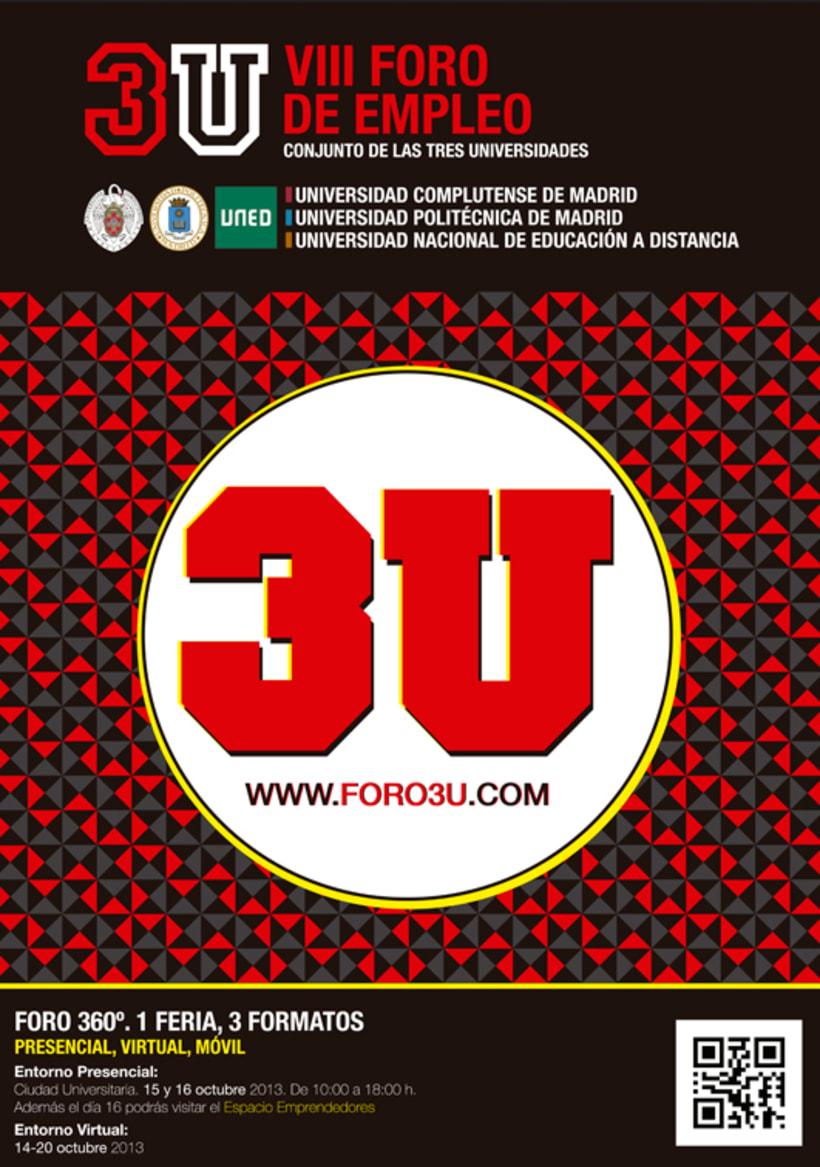 3U - Imagen y Material Gráfico diferentes ediciones 0