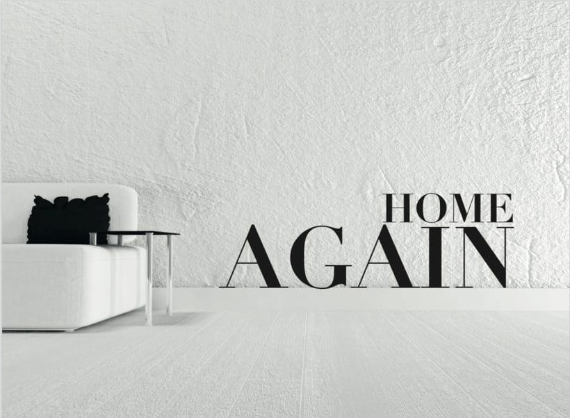 """Presentación """"Home Again"""" 0"""