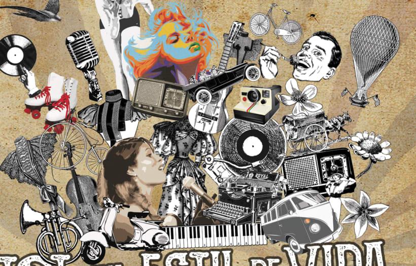 """Campaña publicitaria """"Vintage Market"""" 5"""