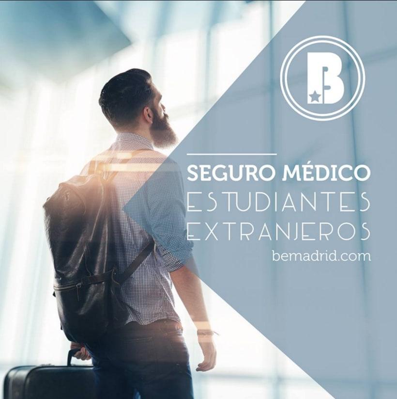 """Banners de viajes y otras aplicaciones para """"BEMADRID"""" 6"""