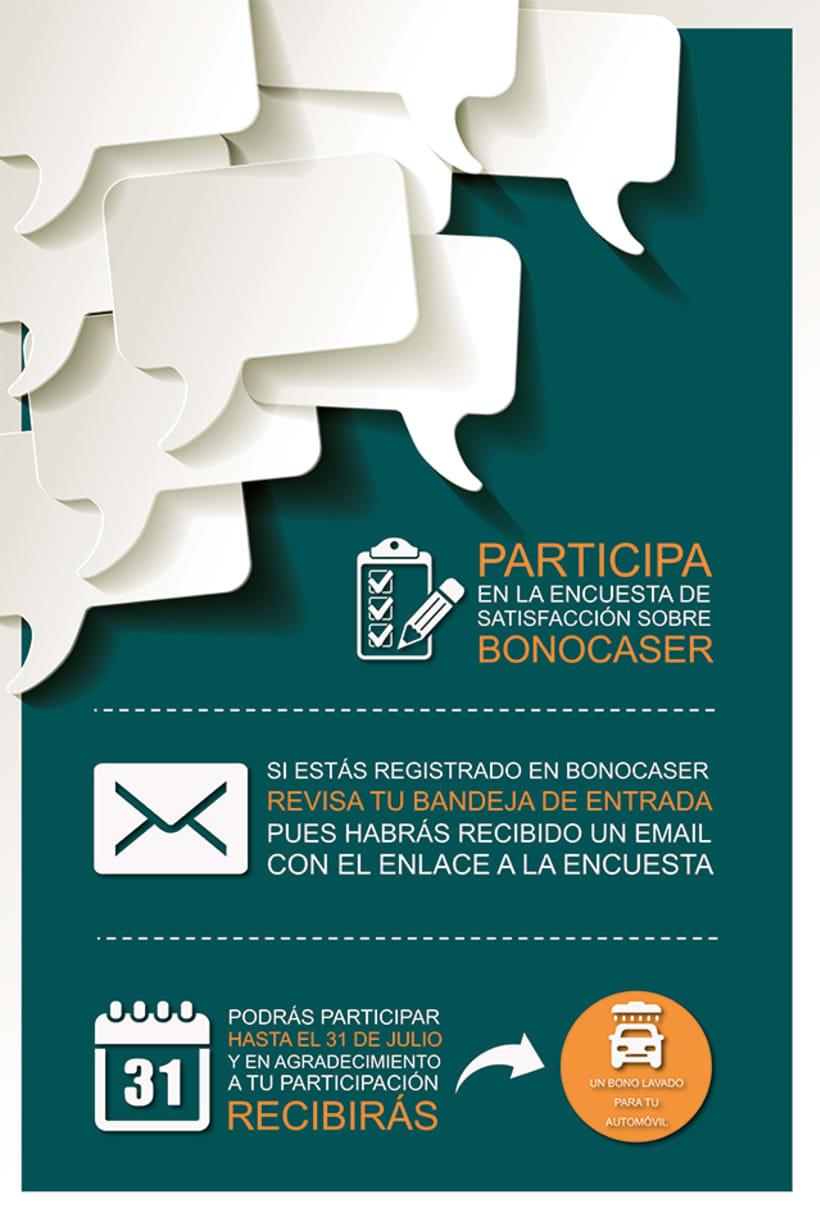 """Diseño Newsletters """"Caser Seguros"""" 1"""