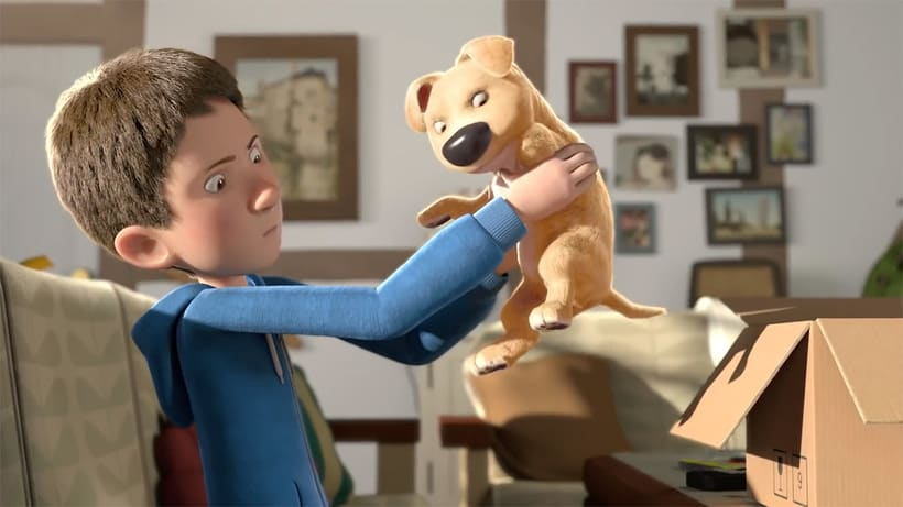 The present, el multipremiado corto animado de Jacob Frey 7
