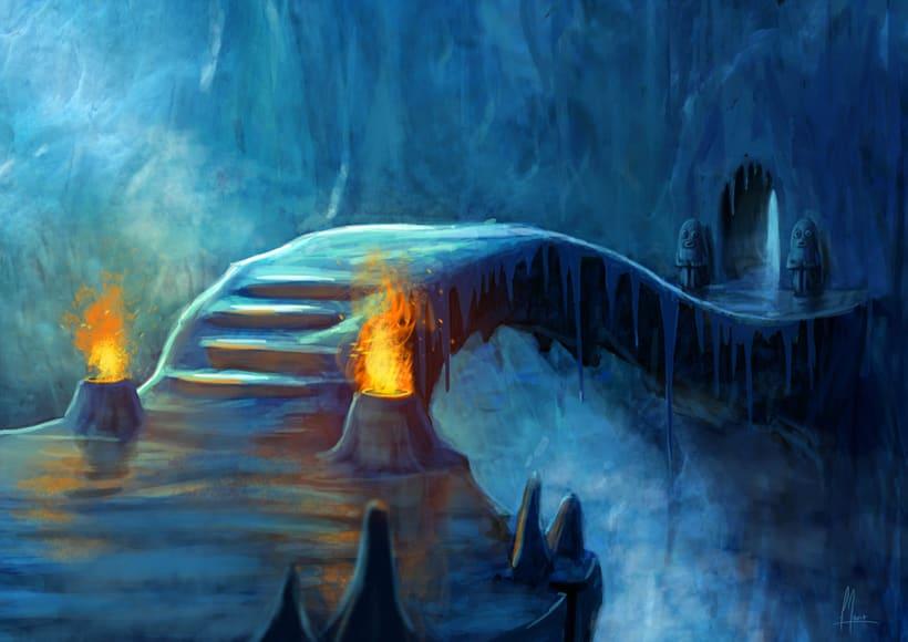 Cueva de helada -1