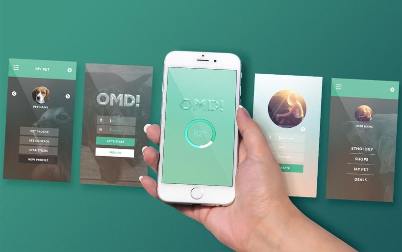 OhMyDog! / App -1
