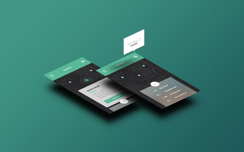OhMyDog! / App 1