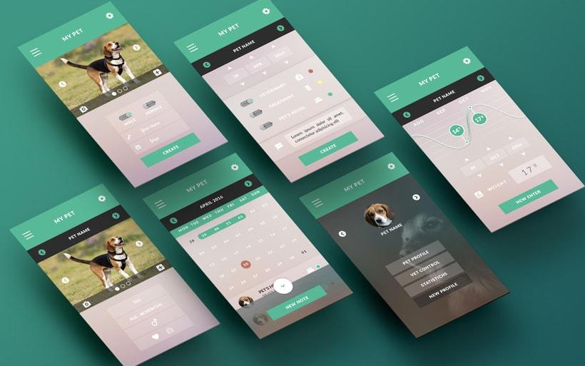 OhMyDog! / App 2