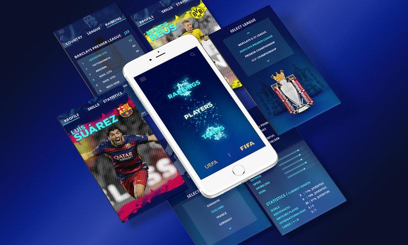 DataSoccer / App -1