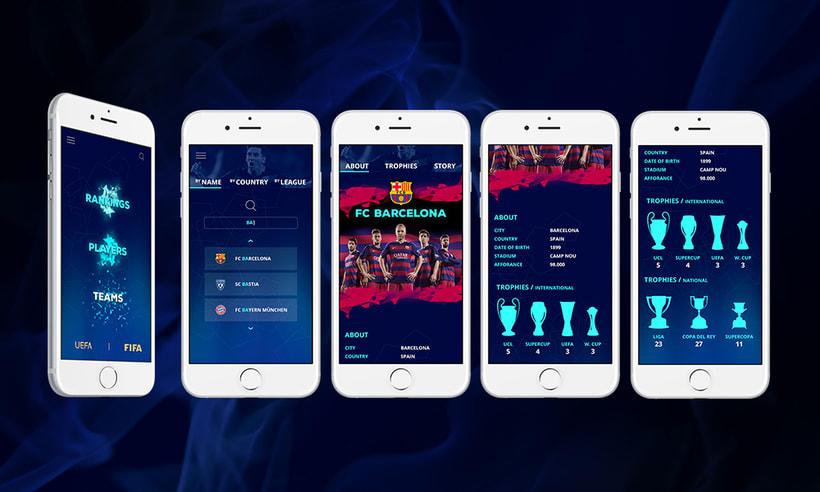 DataSoccer / App 1