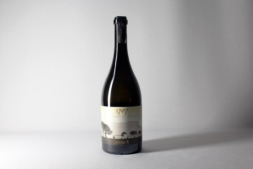 1707  Chardonnay Fermentado en Barrica 2