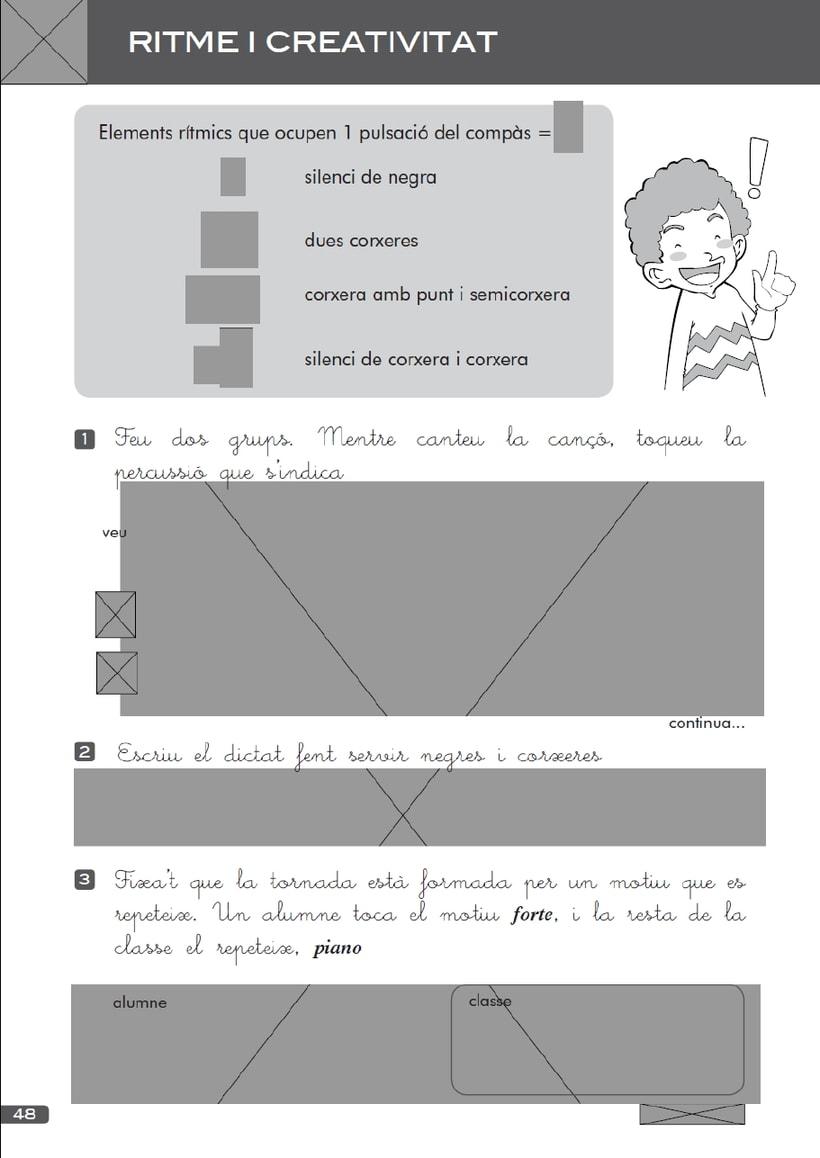 Libros Didácticos Conservatori LICEU  · 2011 7
