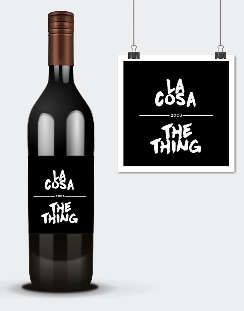 Diseño e ilustraciones etiquetas vino · Alfredo Maestro · Valladolid 3