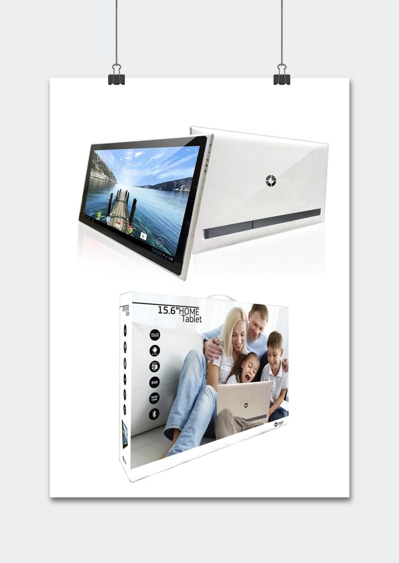 """Línea productos electrónicos INGO DEVICES"""" · Idea, creación, desarrollo, seguimiento y aprobación el producto, aplicación y packaging 8"""