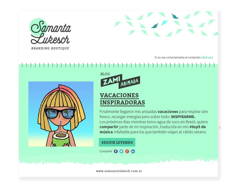 Samanta Lukesch Branding Boutique 1