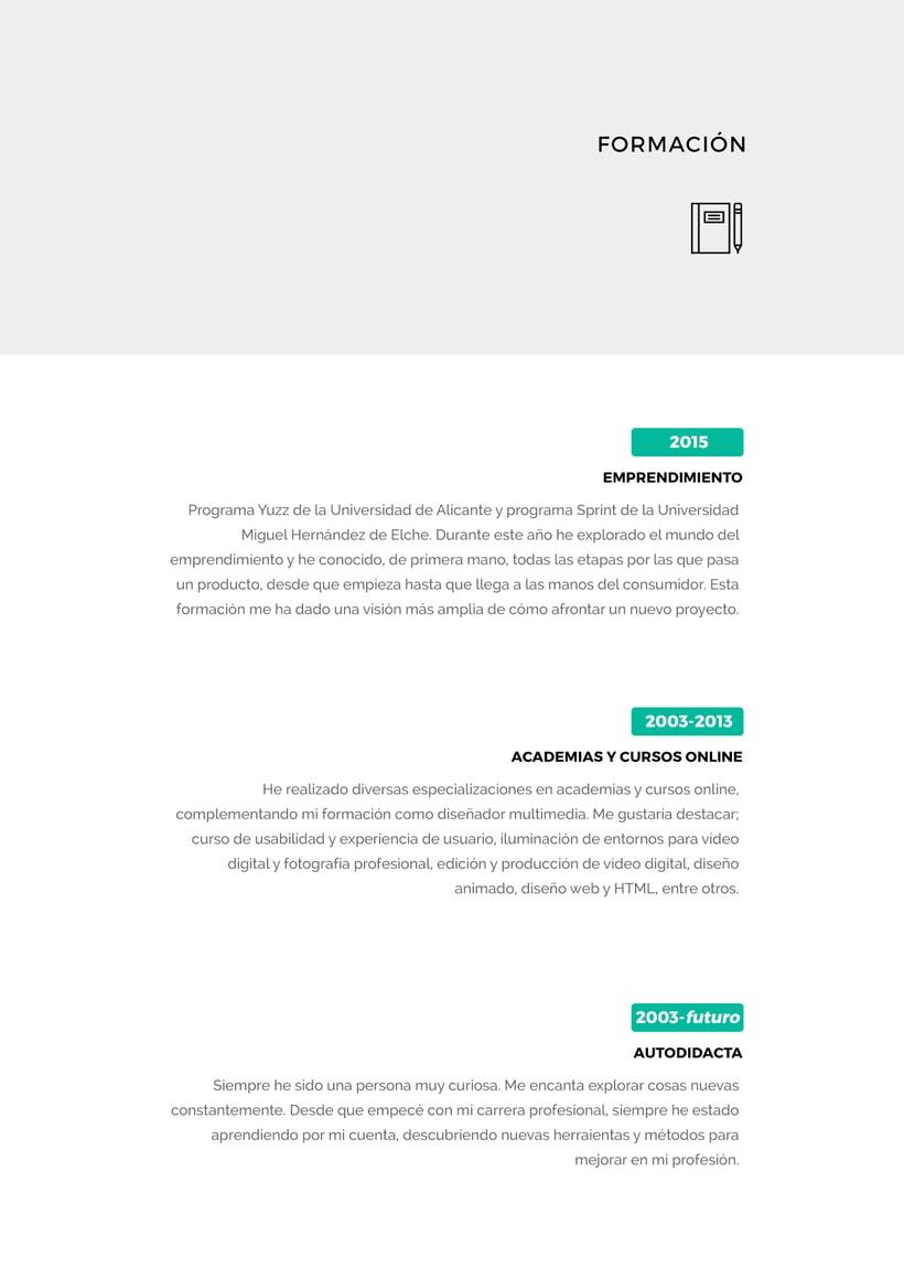Portafolio Diseño UX | UI INTERFAZ Jorge Juan Oliva Castillo jjolivacastillo Diseñador web y aplicaciones 5