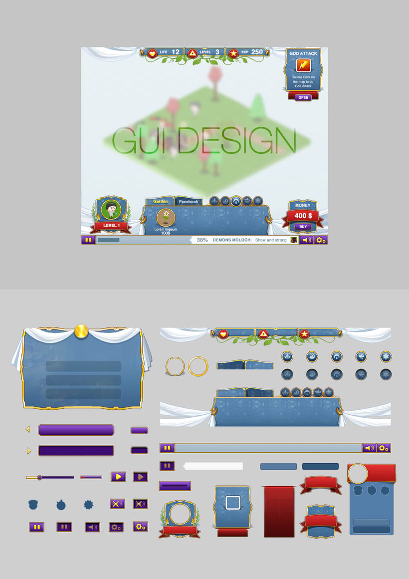Portafolio Diseño UX | UI INTERFAZ Jorge Juan Oliva Castillo jjolivacastillo Diseñador web y aplicaciones 25