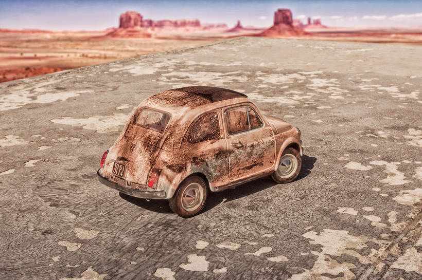 Toygrafía 500 #2 0