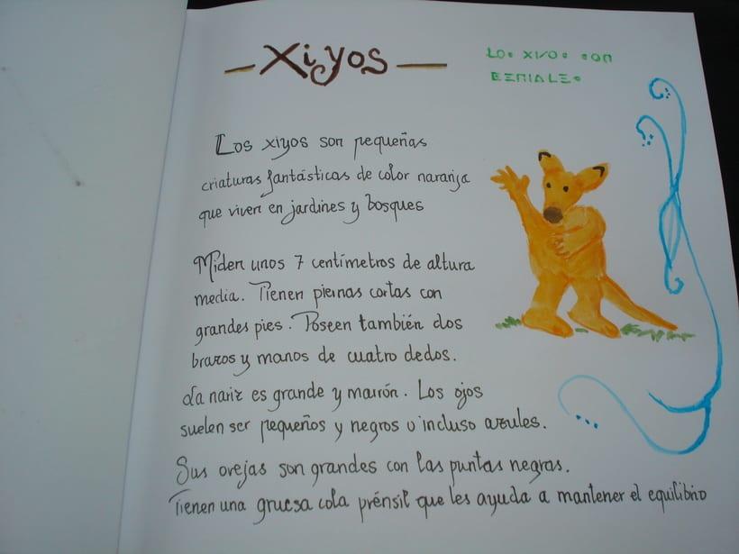 El Libro de los Xiyos (animación con plastilina) 2
