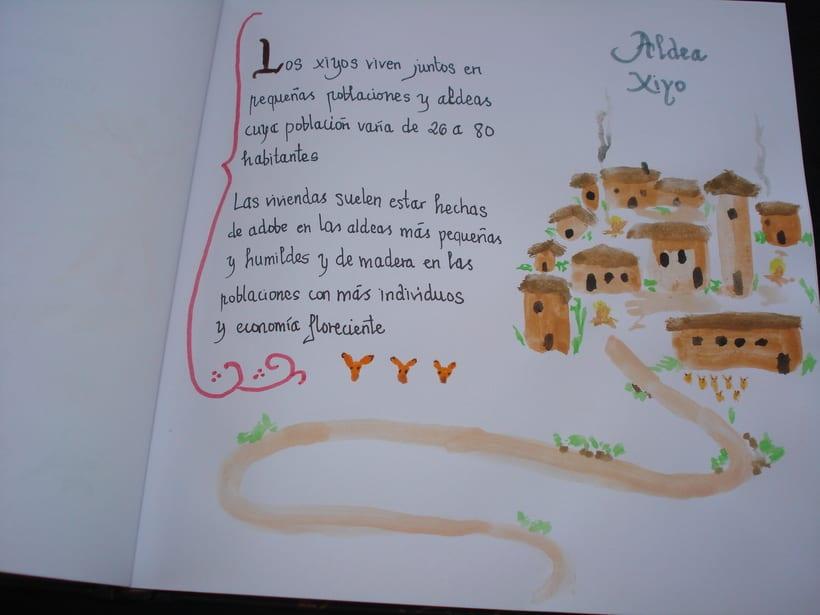 El Libro de los Xiyos (animación con plastilina) 3