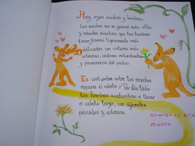 El Libro de los Xiyos (animación con plastilina) 4