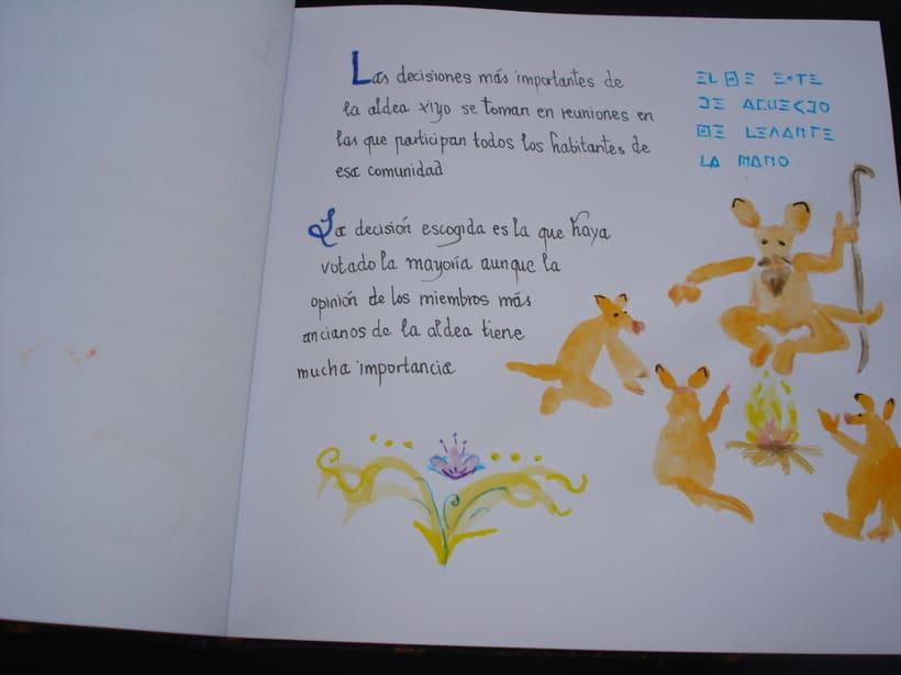 El Libro de los Xiyos (animación con plastilina) 5
