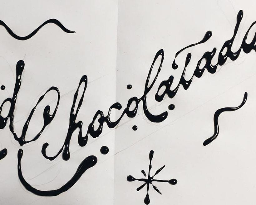 El lettering delicioso de Ales Santos 1