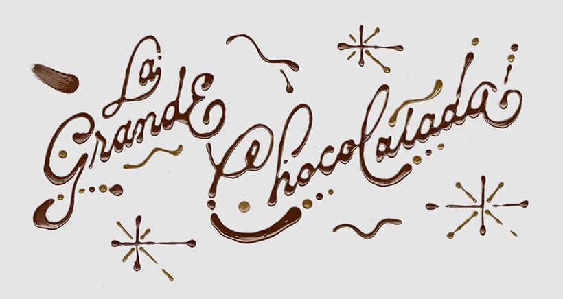 El lettering delicioso de Ales Santos 8