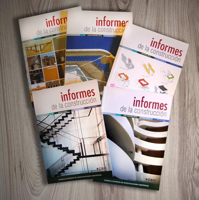 Revista Informes de la Construcción 1