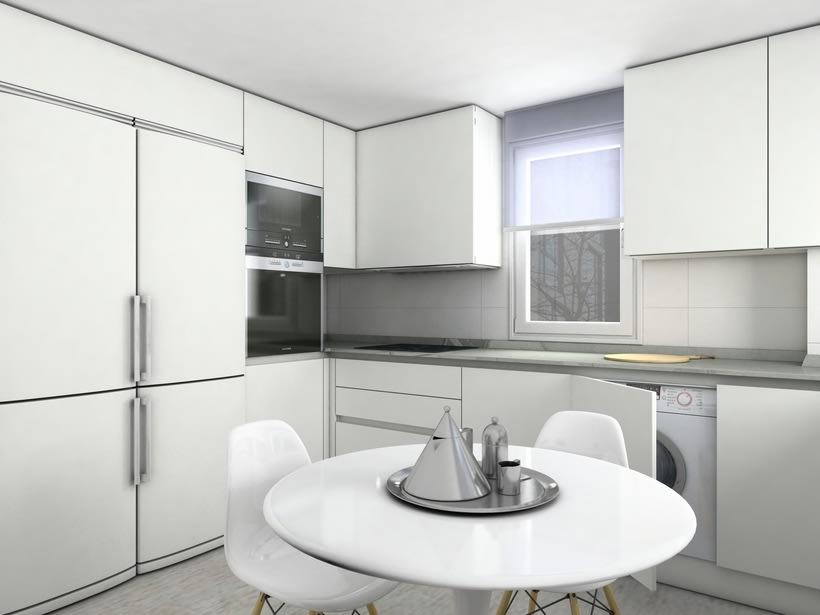 diseño integral cocina 1
