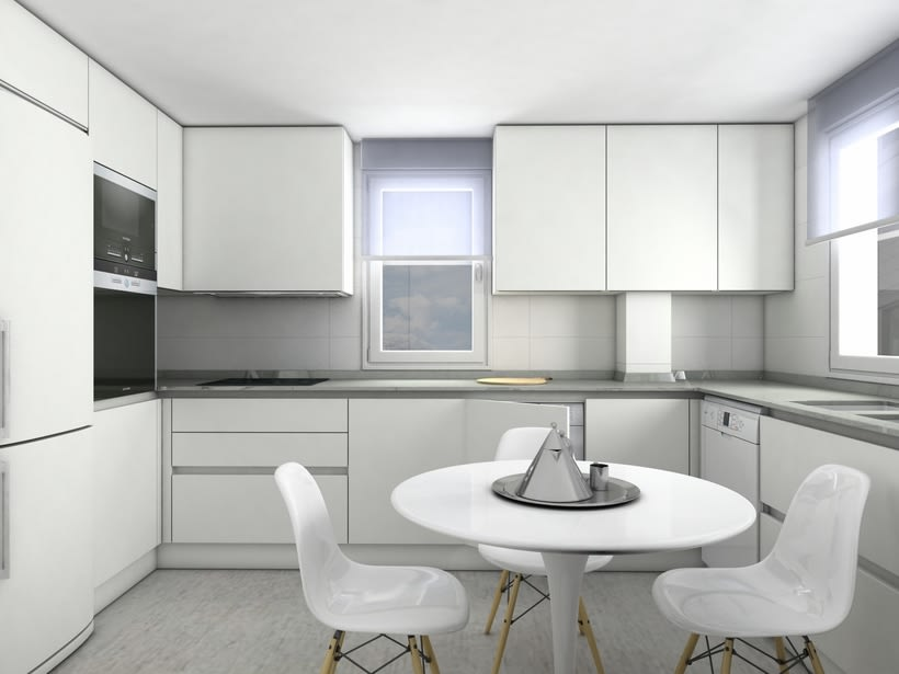diseño integral cocina 2