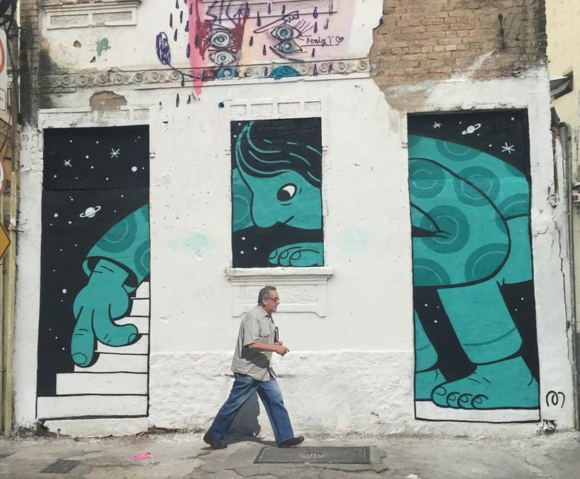 Muretz: arte urbano por un São Paolo más divertido 1
