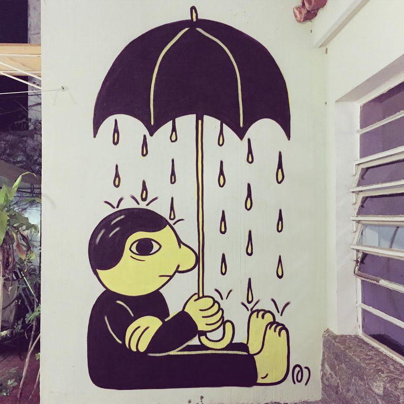 Muretz: arte urbano por un São Paolo más divertido 9