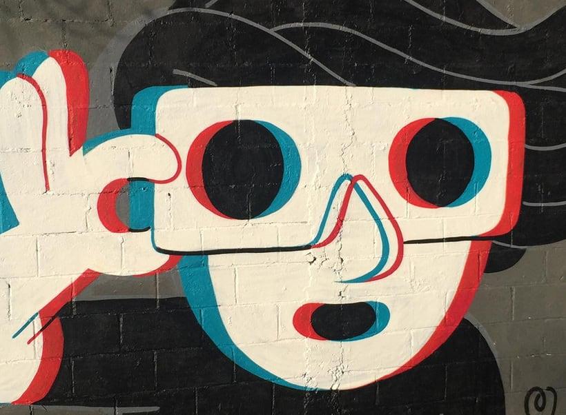 Muretz: arte urbano por un São Paolo más divertido 13