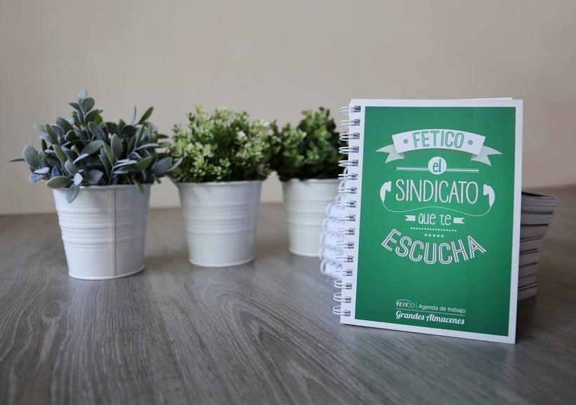 Diseño & Maquetación - Agenda 2015  1