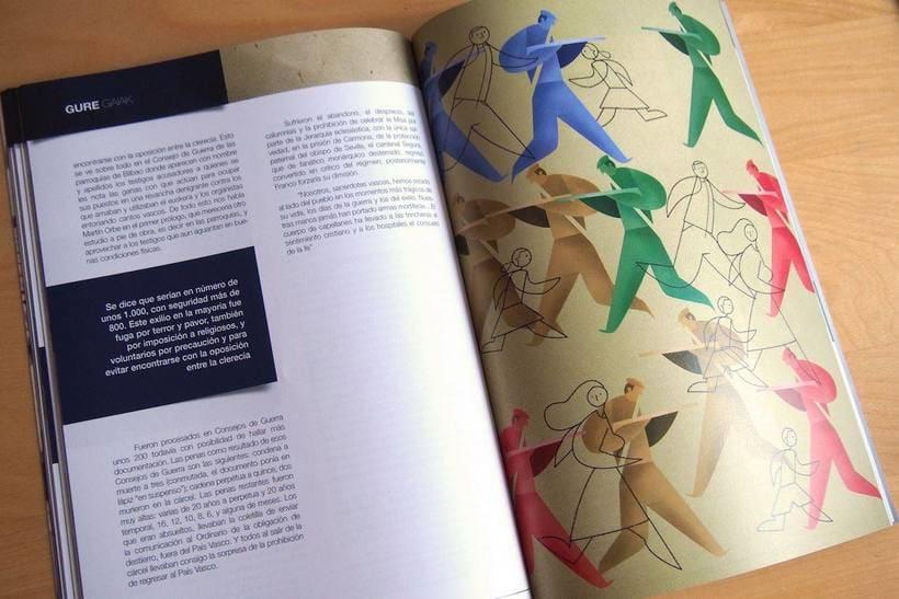 HERMES - Ilustraciones 80 aniversario Guerra Civil 1