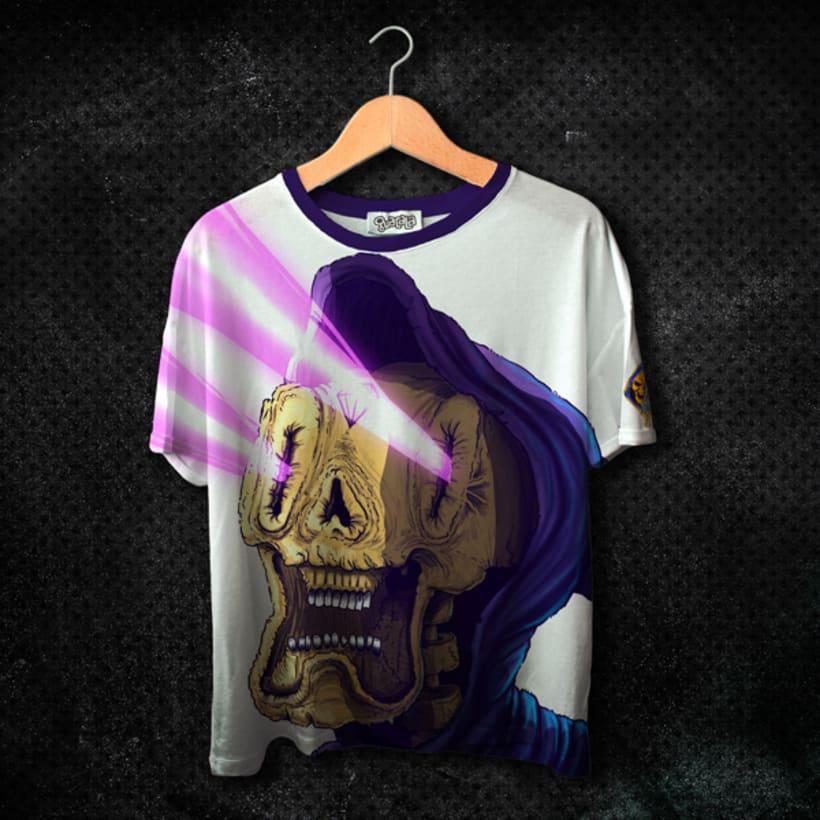 Fan Art /// Skeletor 0