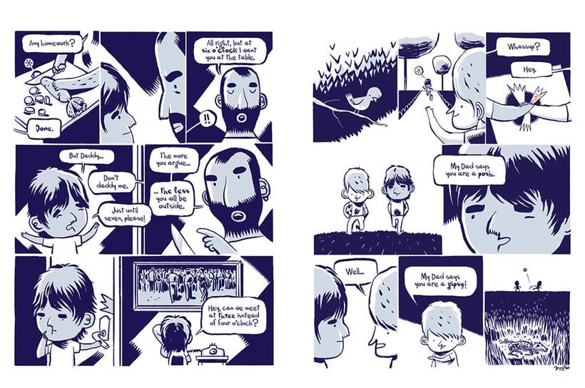 """Paga lo que quieras y descarga el cómic """"Old Shorts by Puño"""" 3"""