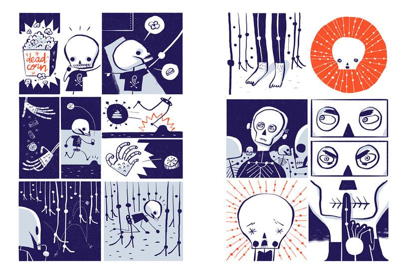 """Paga lo que quieras y descarga el cómic """"Old Shorts by Puño"""" 5"""
