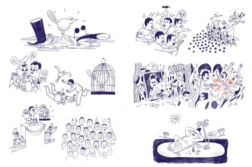 """Paga lo que quieras y descarga el cómic """"Old Shorts by Puño"""" 7"""